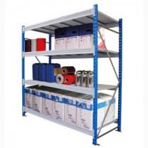 Складской стеллаж серии SGR с нагрузкой до 3500 кг